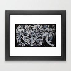 Pornica Framed Art Print