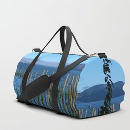 Columbia River Scene Duffle Bag