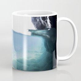 Naked Cave Woman Coffee Mug