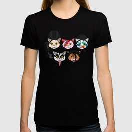 Pop Cats T-shirt