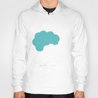 fault in our stars Hoodies featuring The Fault In Our Stars by laurenschroer