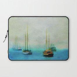 Harbor Fog Laptop Sleeve