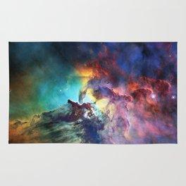 Lagoon Nebula Rug