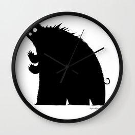 Original Monster Wall Clock