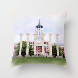 Every True Son Throw Pillow