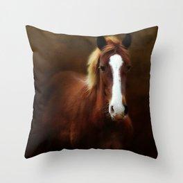 Good Stead Throw Pillow