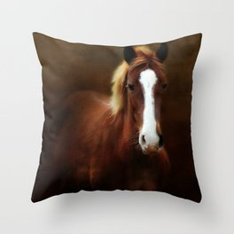 Good Stead Throw Pillow
