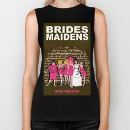 Brides Maidens Biker Tank