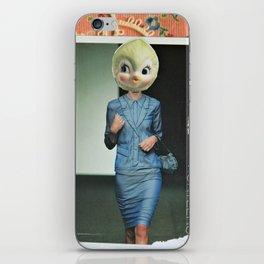 Fashionable Tweeter iPhone Skin