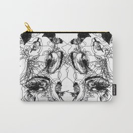 Baroque Carry-All Pouch