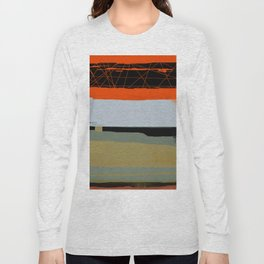Abstract Composition 510 Long Sleeve T-shirt
