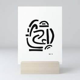 Rhythm Mini Art Print