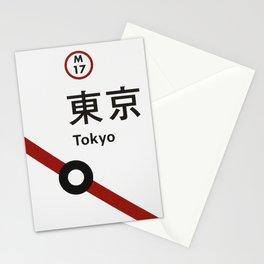 Tokyo 3330 Stationery Cards