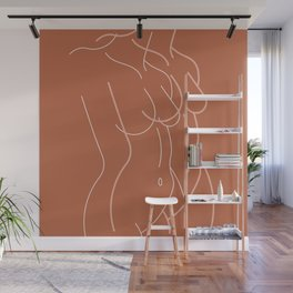 Female Form #2 Wall Mural