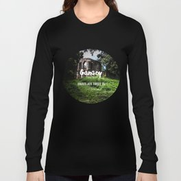 Gansey, that's all there is Long Sleeve T-shirt