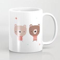 Christmas cute bears Mug
