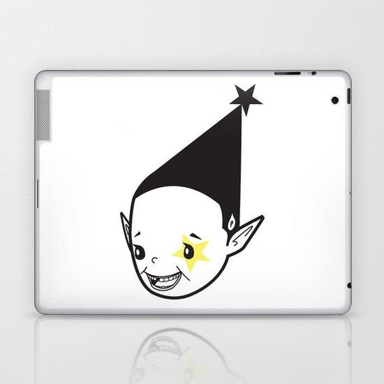 PAUL PIERROT JOKER SMILE :D -  I C U U C ME Laptop & iPad Skin