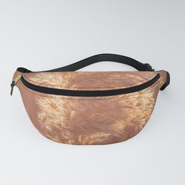 Nature Photography. Natural Pampas in Europe. Calm Photo Print.  Fanny Pack