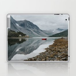 Norway I - Landscape and Nature Photography Laptop & iPad Skin