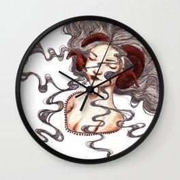fauna Wall Clock