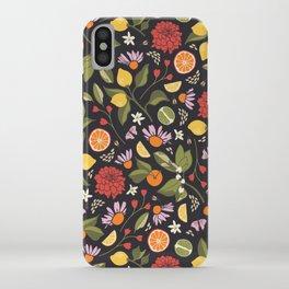 Citrus Grove iPhone Case
