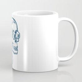 Climbing | Rock On Skull Coffee Mug