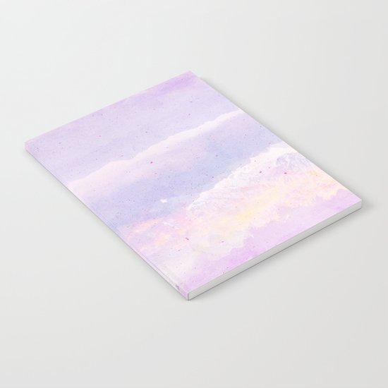 Beyond the sunset Notebook