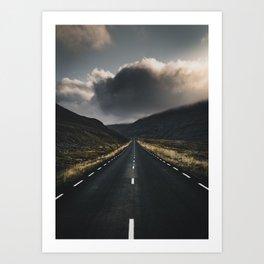 Road 2 Art Print
