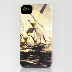 When Your Ship Comes In Slim Case iPhone (4, 4s)