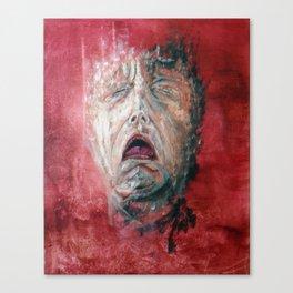 Ashes Canvas Print