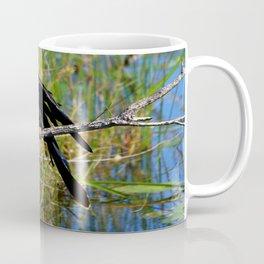 A Darters Meal Coffee Mug