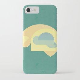 Brains & clouds iPhone Case