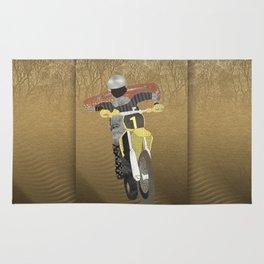 Motocross Rug
