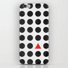 Minimalism 2 iPhone & iPod Skin