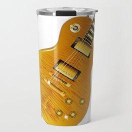 Maple Top Guitar Travel Mug