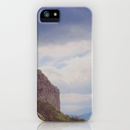 Corinthian Skies iPhone Case