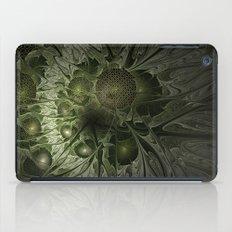 Fractal Moss iPad Case
