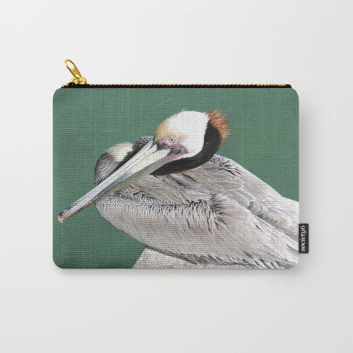 Brown Pelican near Avila Beach Carry-All Pouch