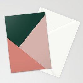 Geometric Summer Delight #1 #minimal #decor #art #society6 Stationery Cards