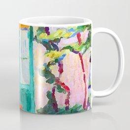Else Berg Osteria in Capri Coffee Mug