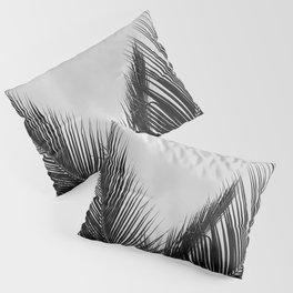 Coconut palm fronds Pillow Sham