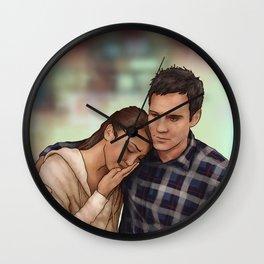 Vingt-et-un - Emma Approved Wall Clock