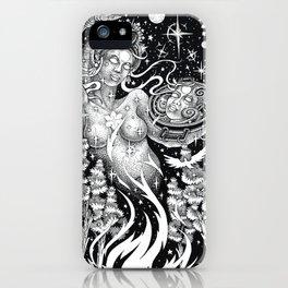 Star Goddess and Miria iPhone Case