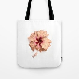 the simple hibiscus Tote Bag