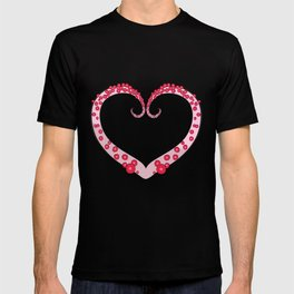 Tentacle Valentine T-shirt