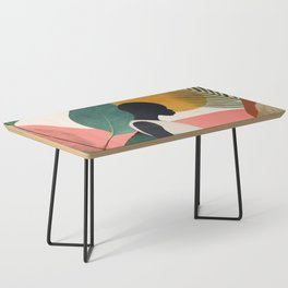 Tropical Girl Coffee Table