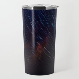 The Galaxy Rains (Color) Travel Mug