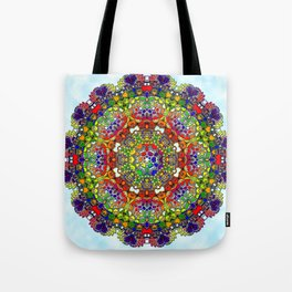 Relax Cyrcle Tote Bag