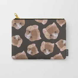 Cat from a geometrical pattern Carry-All Pouch