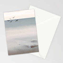 Sip of Summer Ocean Seaside Beach Neutral Postcards Fine Art Prints Gifts Stationery Cards